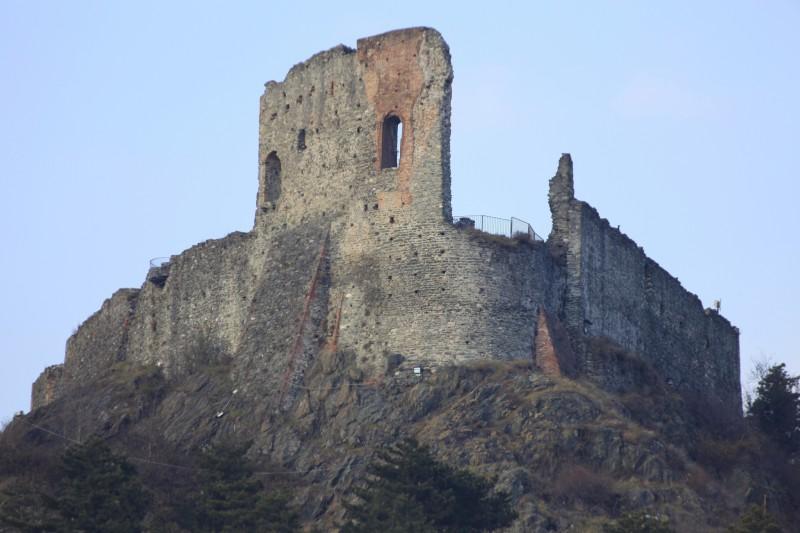 Castello di Avigliana -Partenza Via Francigena Marathon in Val di Susa 2020